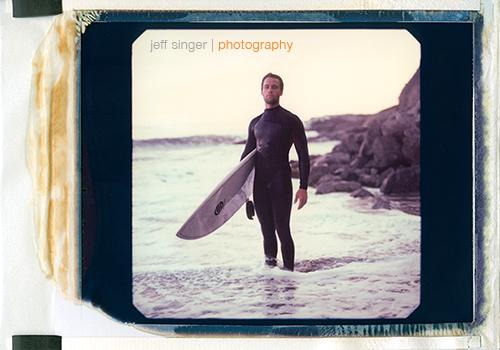 Pleasure Point Surfer 2