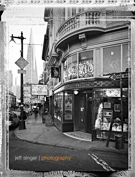 Vesuvio Cafe San Francisco