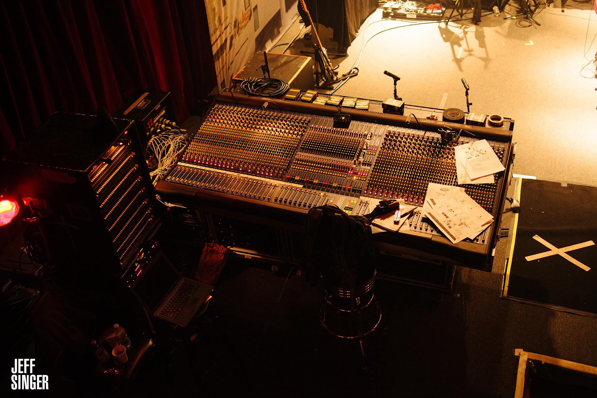 The Fillmore Soudboard