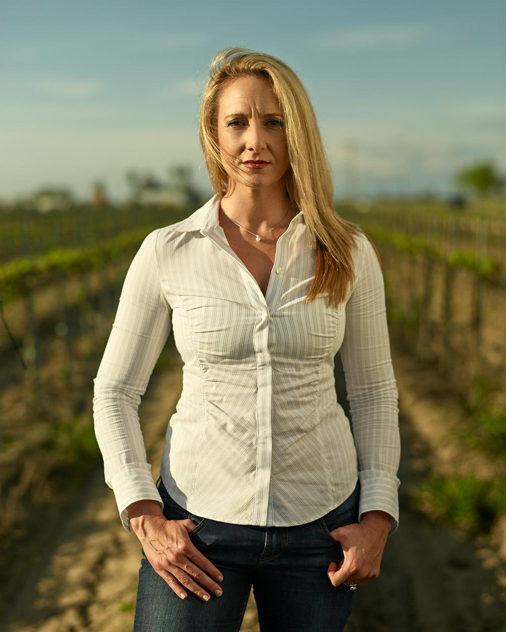 Anja Raudabaugh for California Lawyer Magazine