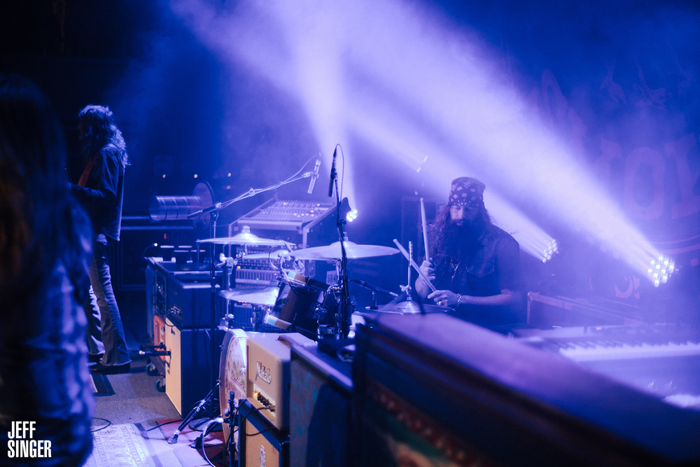 Blackberry Smoke Brit Turner