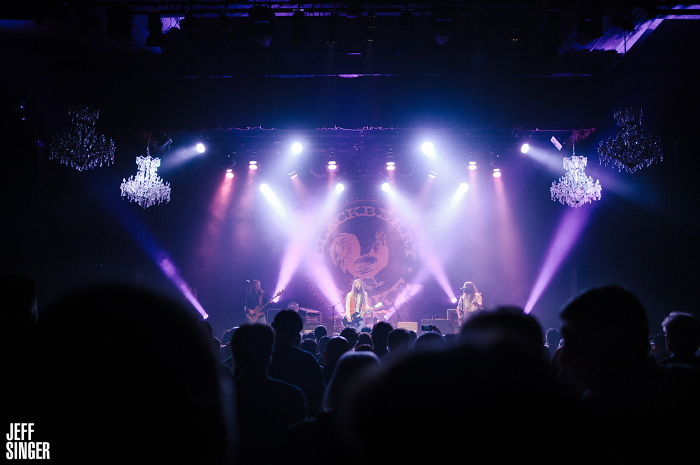 Blackberry Smoke The Fillmore