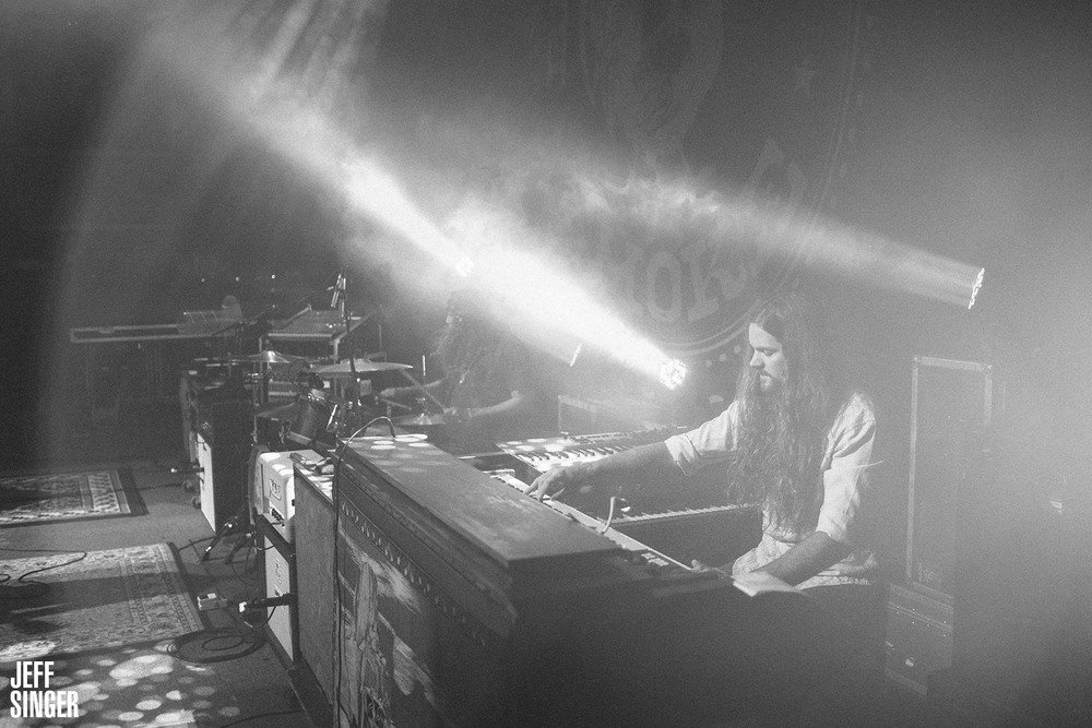 Blackberry Smoke Brandon Still
