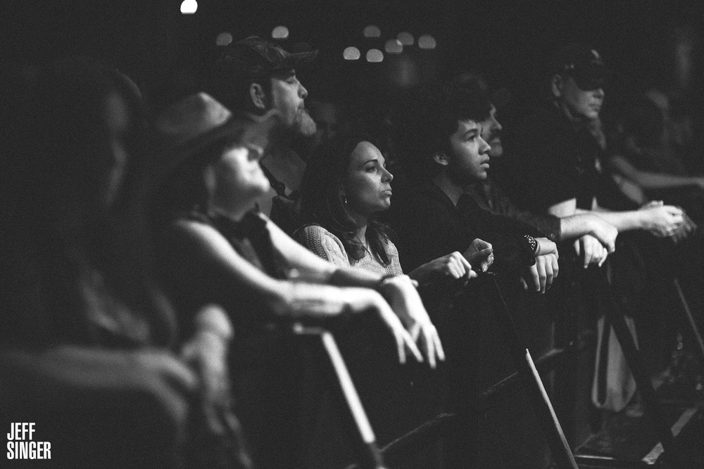 Blackberry Smoke Fillmore Audience