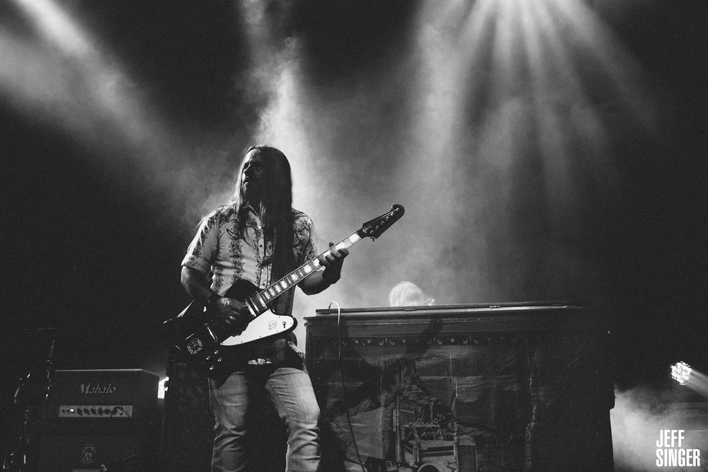 Blackberry Smoke Paul Jackson