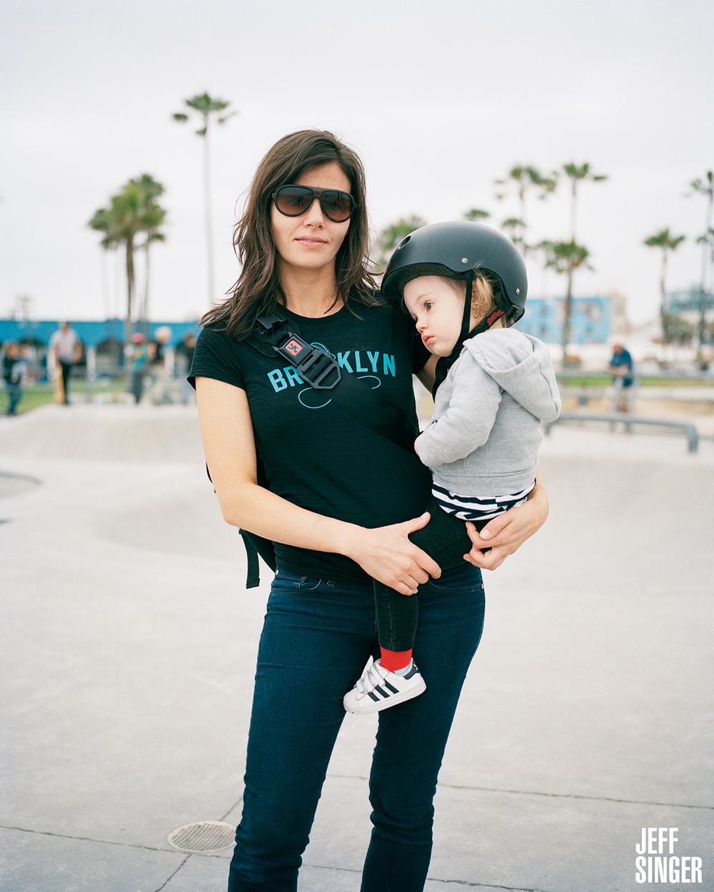 Kates & Chloe Venice Beach Skate Park