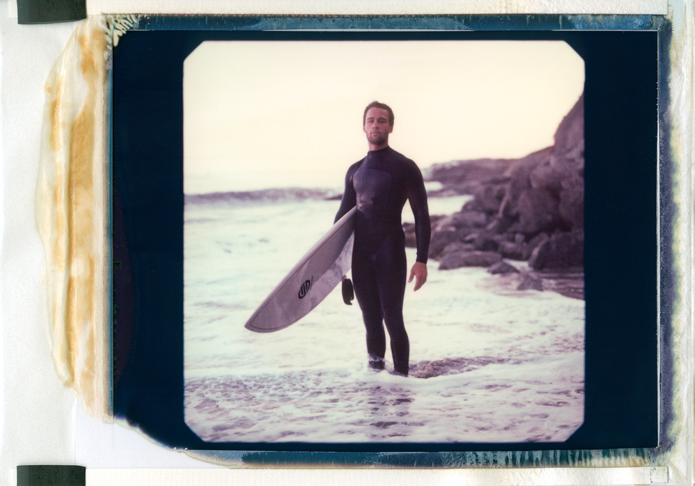 Capitola Surfer