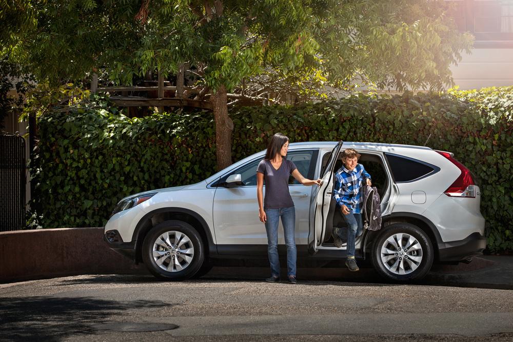 Driver & Kid