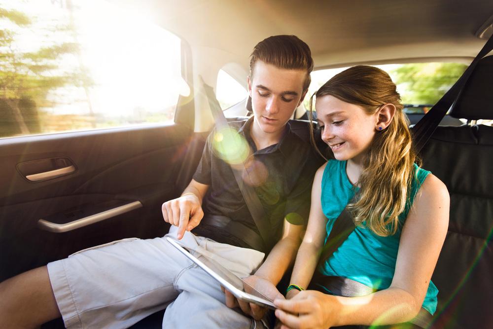 Kids Backseat