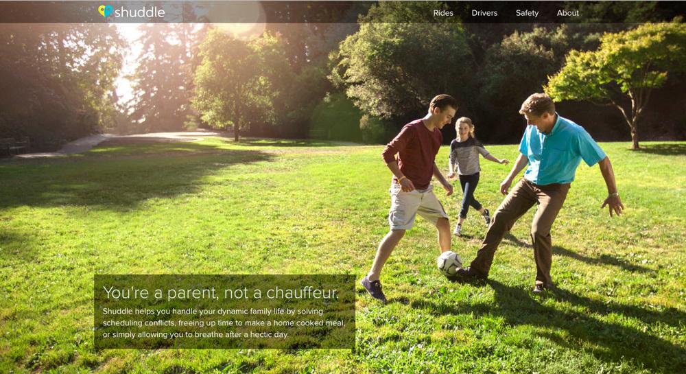 Shuddle Website