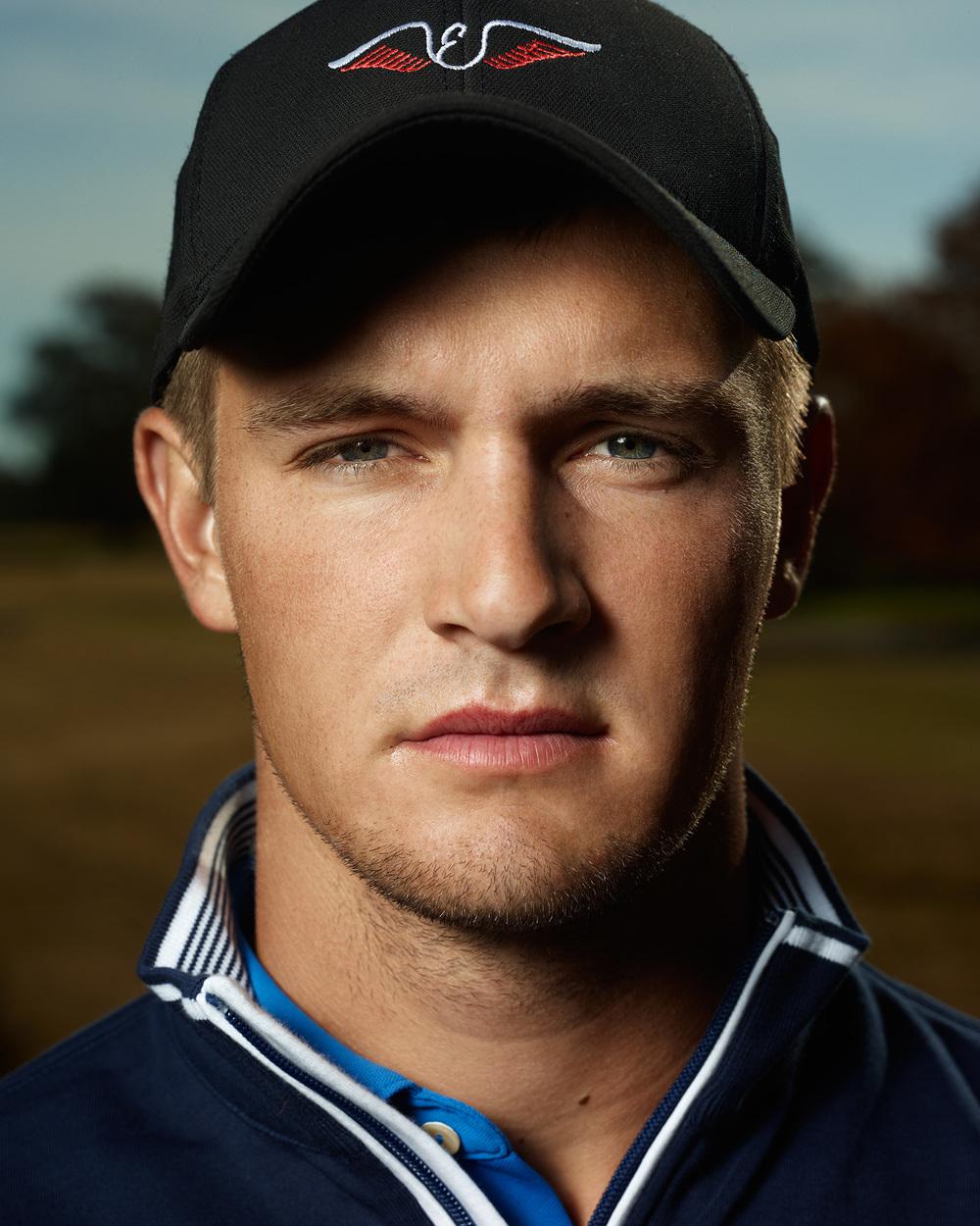 Golfer Bryson DeChambeau.