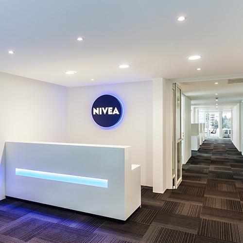 Beiersdorf Nivea LEED CI Silver
