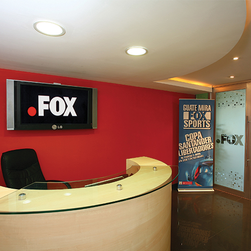 Fox International Channels  (2008-2012)