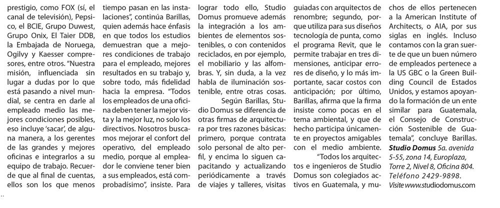2011 Articulo El periodico 3.jpg