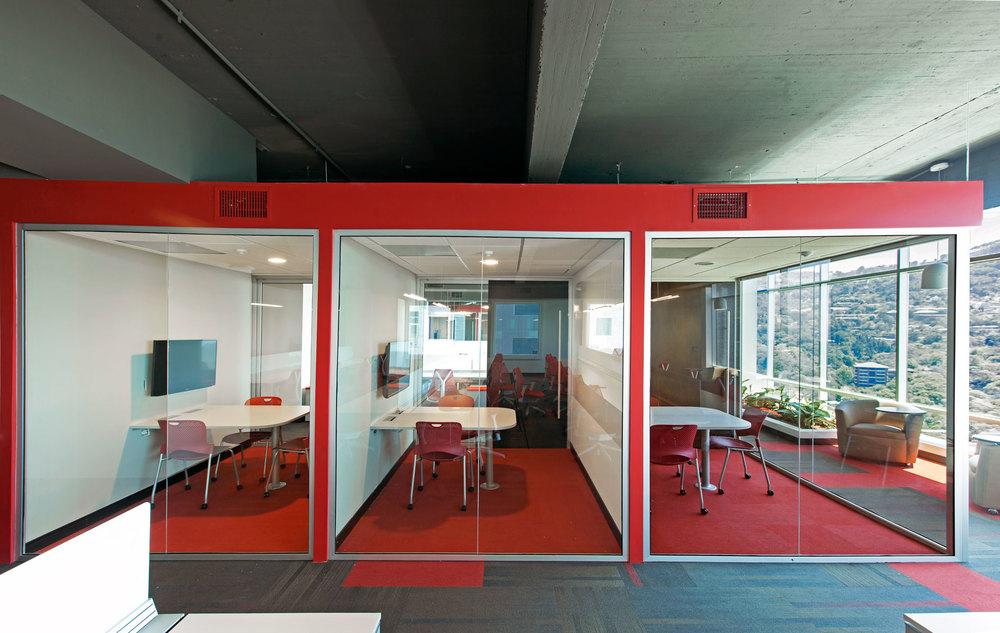 Los colaboradores de Multiinversiones DEN pueden escoger dónde trabajar gracias a un diseño pensado en las opciones del usuario.