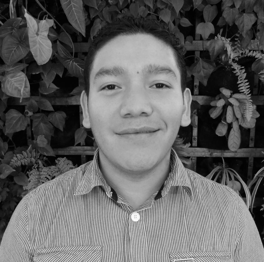 Elvin Lorenzana  Arquitecto Director del área de Dibujo