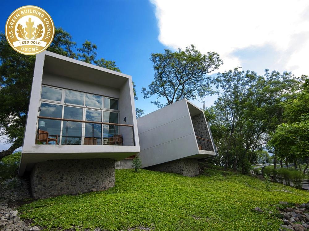KAWILAL HOTEL, LEED GOLD Diseñado por W502 Arquitectos.