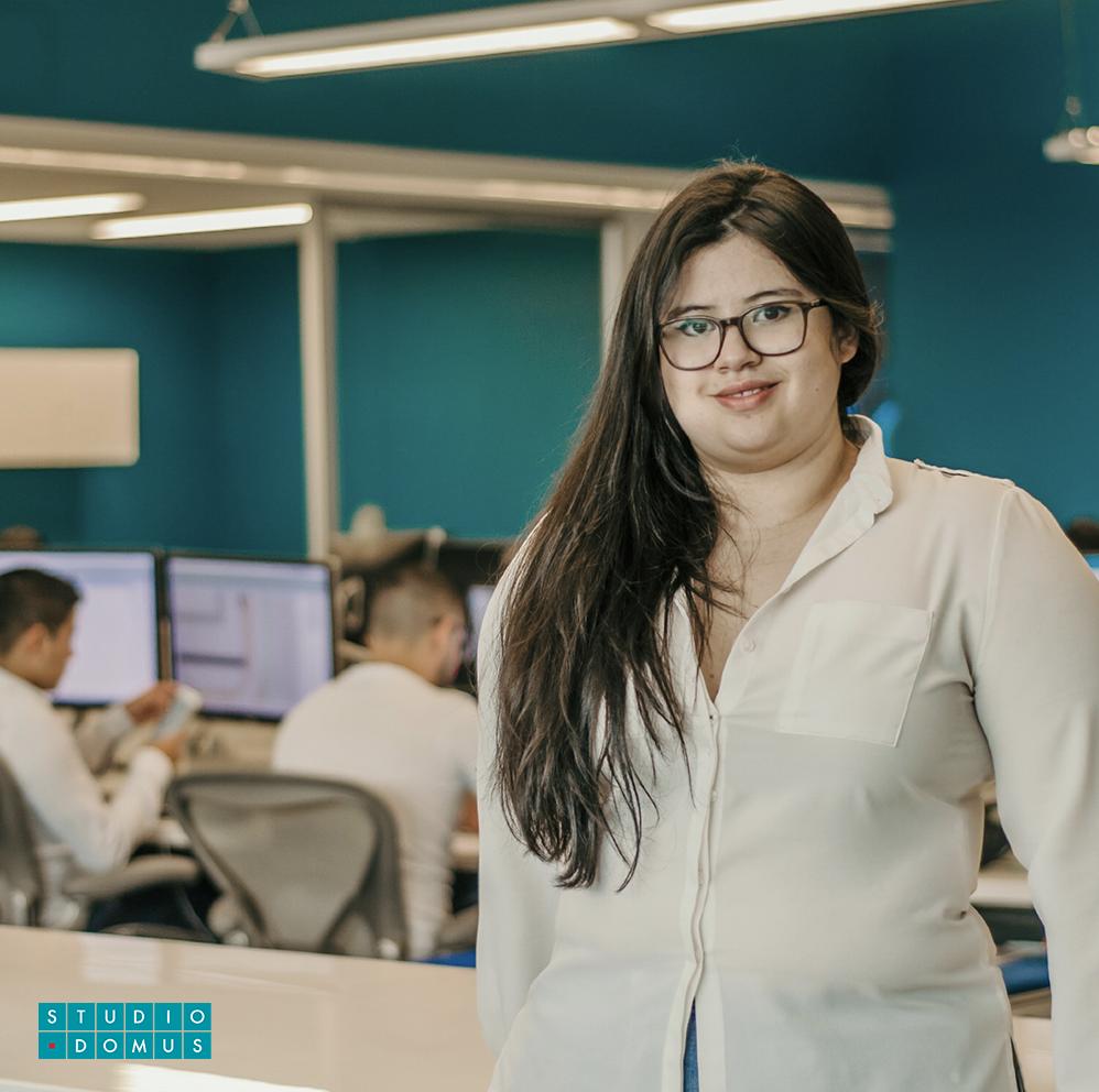 Silvia Ruíz  Civil Engineer & Sustainability Coordinator