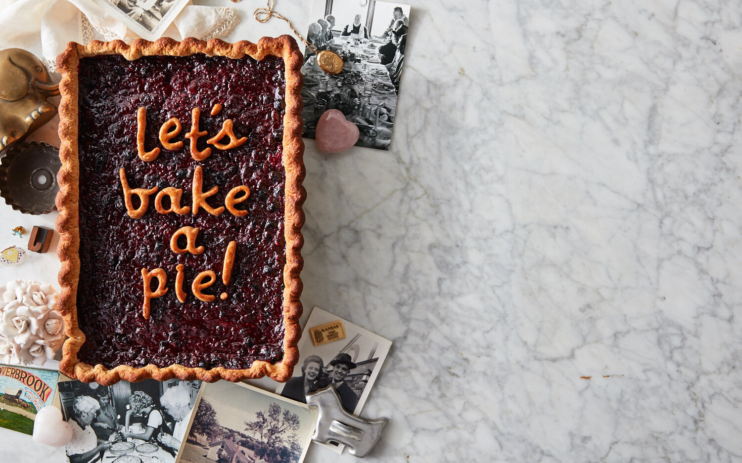 The Book on Pie — Makes a great gift for any baker!