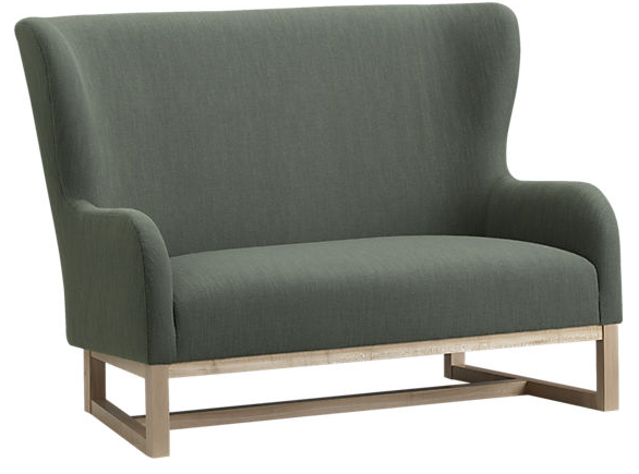 Suitor escargot loveseat. $999 CAD.