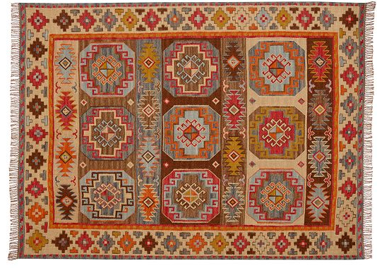 Captivating Karter Kilim Rug.