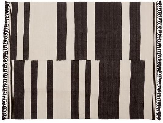 Bonnie stripe indoor.outdoor rug.