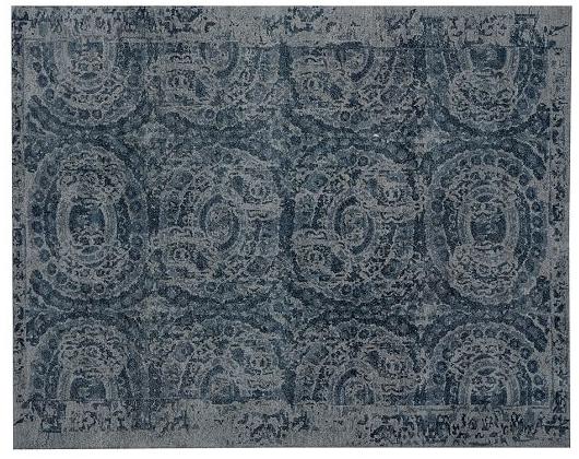 Bosworth printed rug.