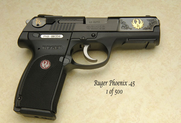 ruger phoenix p345 talo distributors inc