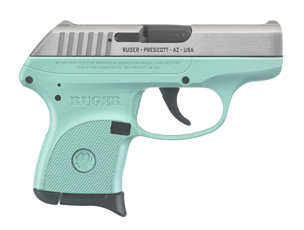 Ruger 3263 Turquoise LCP & LC9s