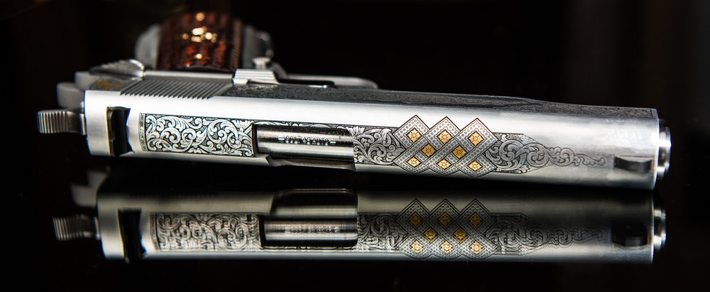 Colt Engraver series Nimschke O1070A1LDN   One of 300  -  starts in 10 days