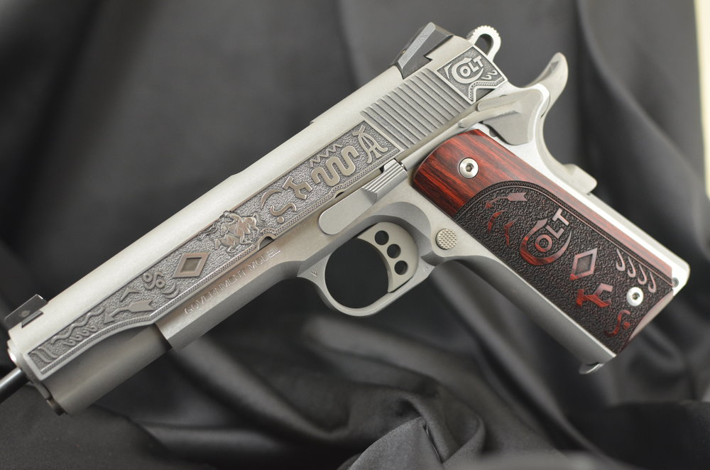 Colt Cattle Brand