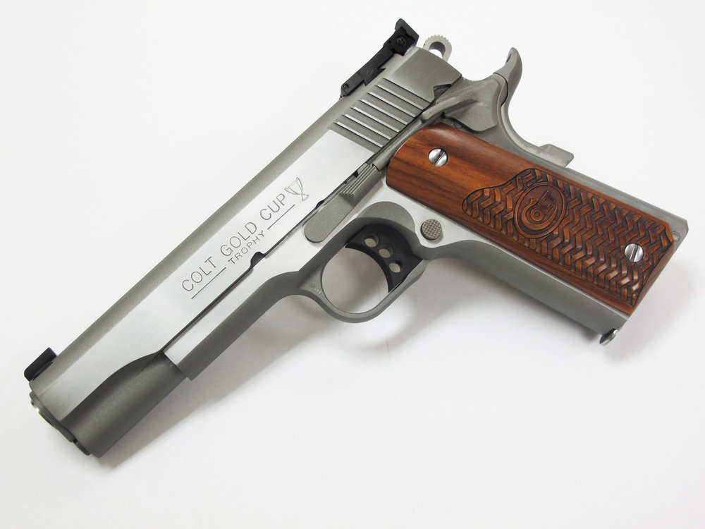 Colt O5070CCC-1  Gold Cup Trophy