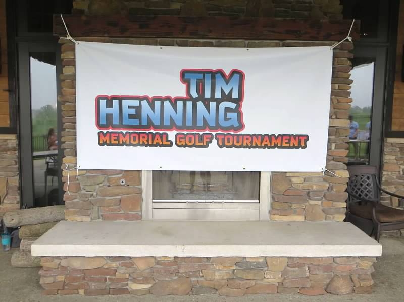2013 Tim Henning Memorial Golf Tournament
