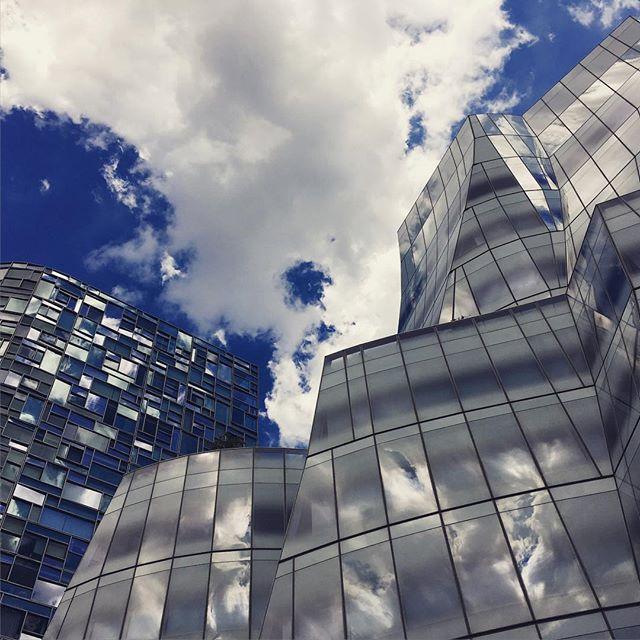 Frank #Gehry designed #IAC Building
