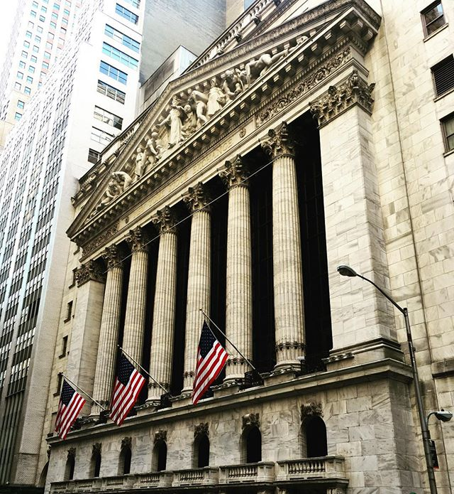 #NYSE