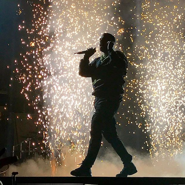 #Drizzy doing his thing in #London