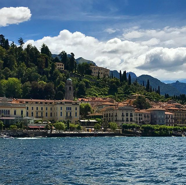 Lake #Como views #throwback