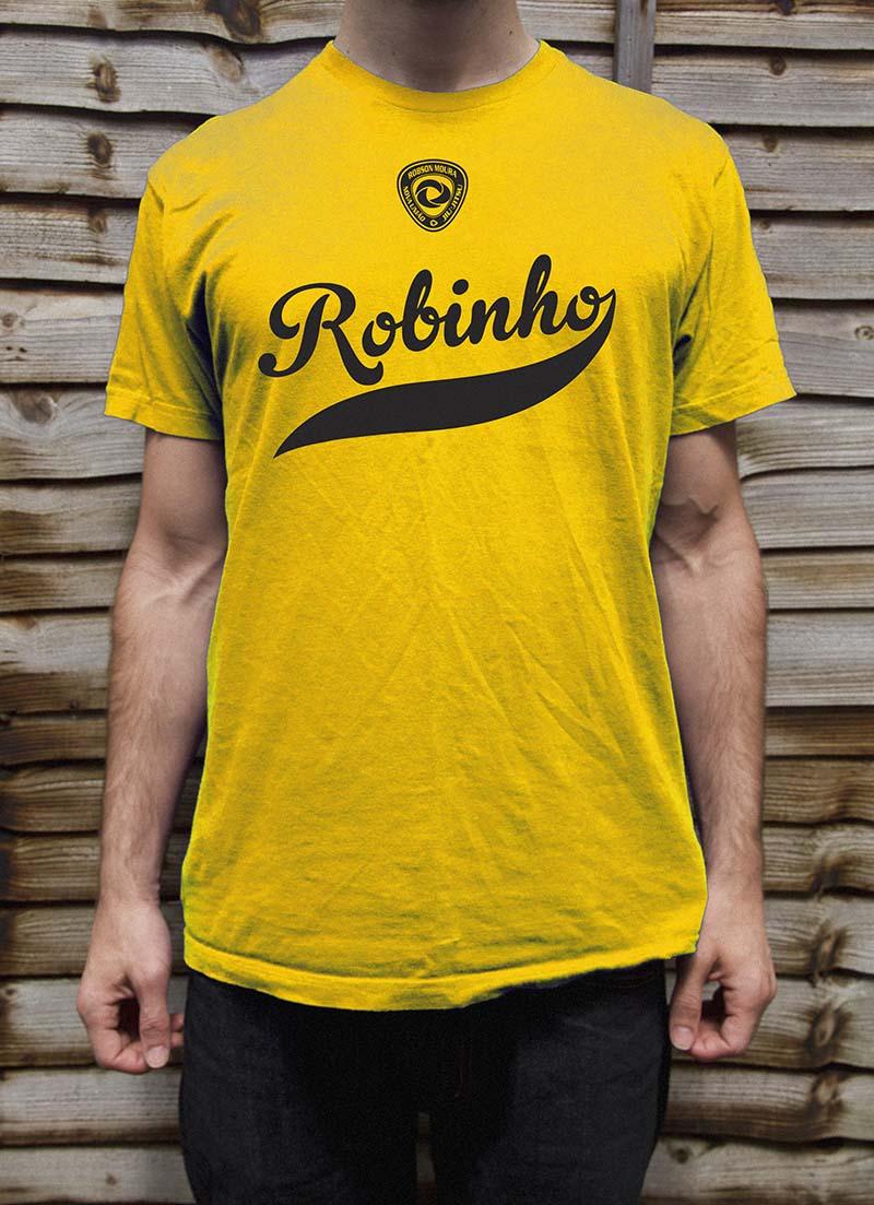 RMNU T-Shirt Concept Yellow