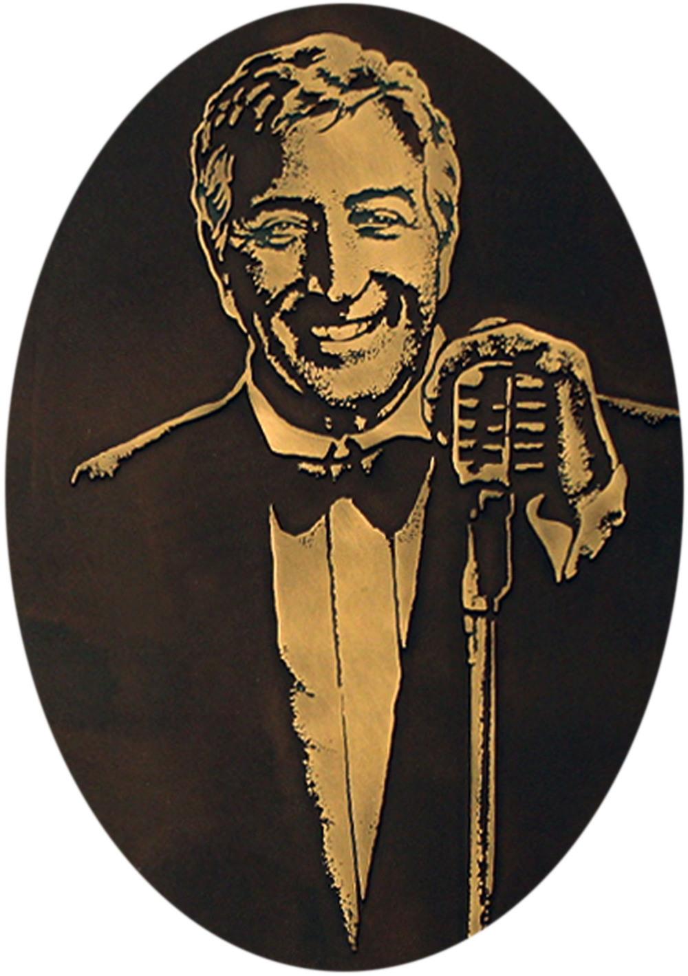 tony bennett-bronze plaque-illustrated portrait.jpg