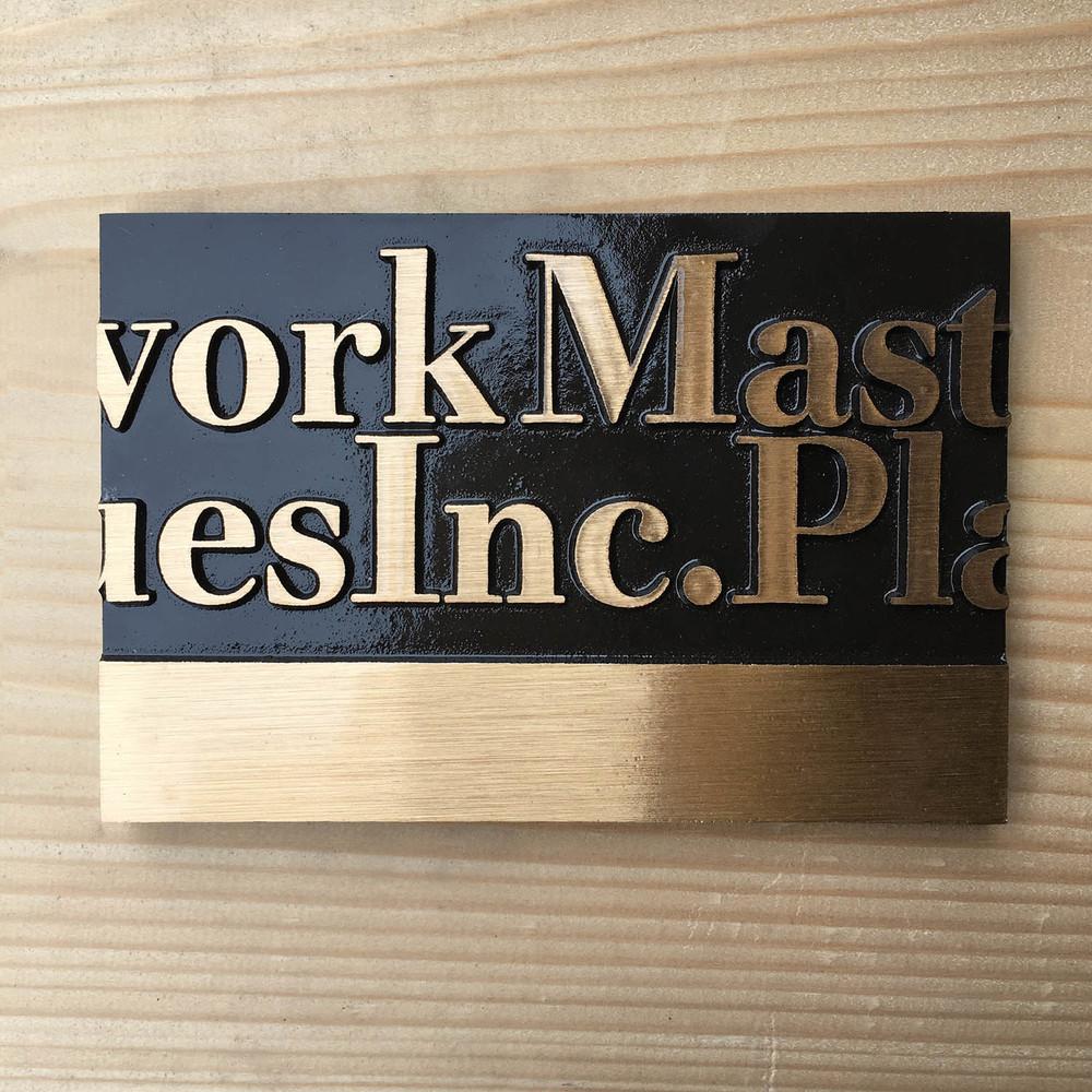 cast bronze-masterworkplaques-glossy-satin finish-mwp.jpg
