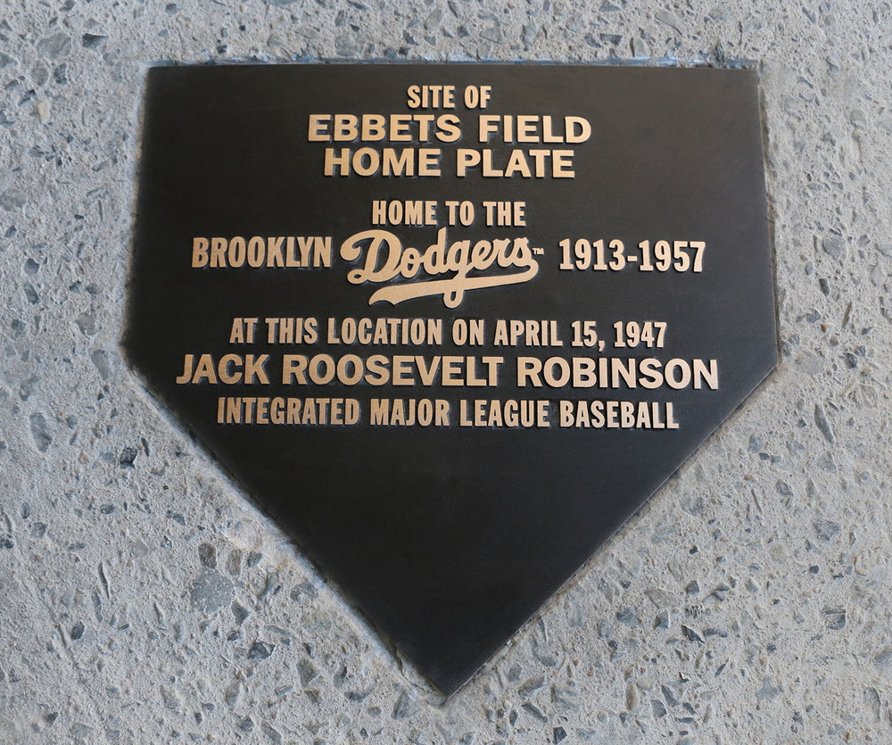 ebbets field plaque-jackie robinson-installed-masterwork plaques.jpg