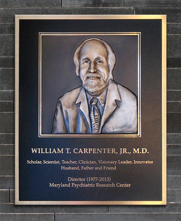 Cast Bronze Portrait Plaque - Bas Relief Portrait - Hand Carved - Masterwork Plaques