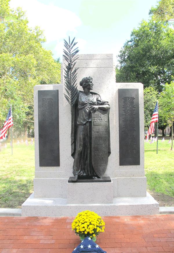 Cast Bronze Memorial Plaque - Historic Bronze Plaques - Masterwork Plaques