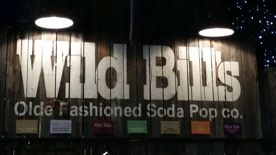 Wild Bill's Olde Fashioned Soda Pop