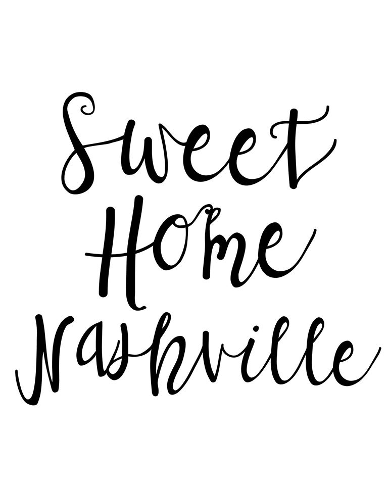 Sweet Home Nashville