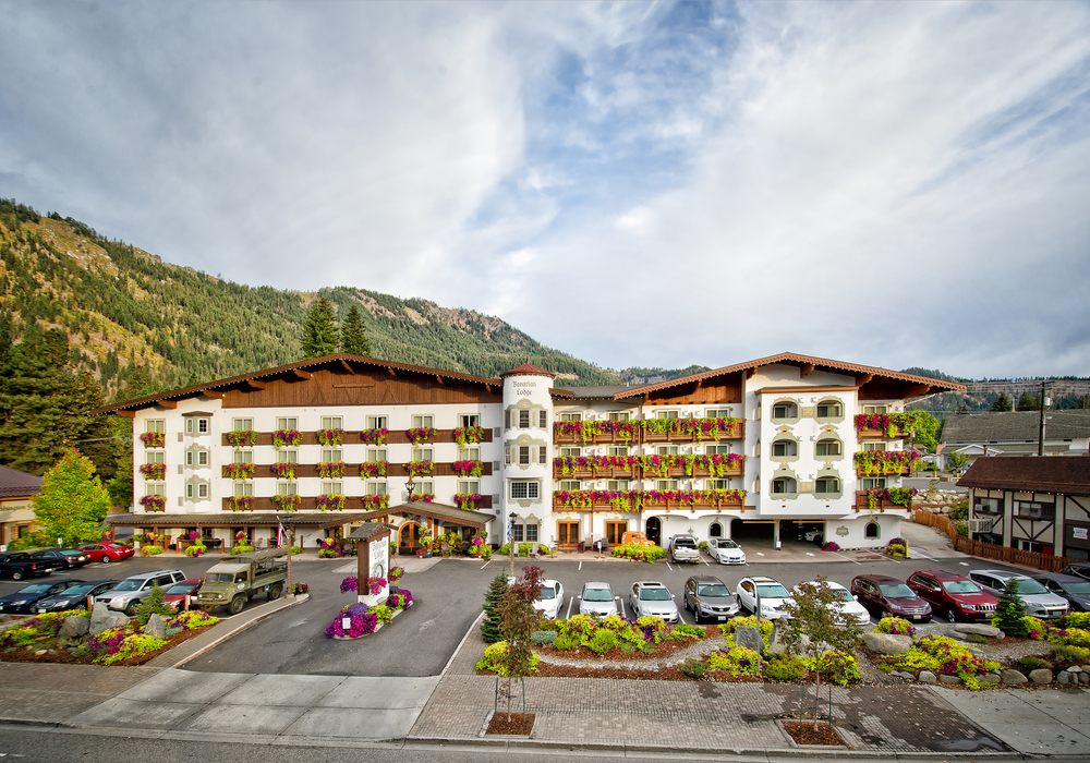 Many of our guests consider the Bavarian Lodge their home away from home.