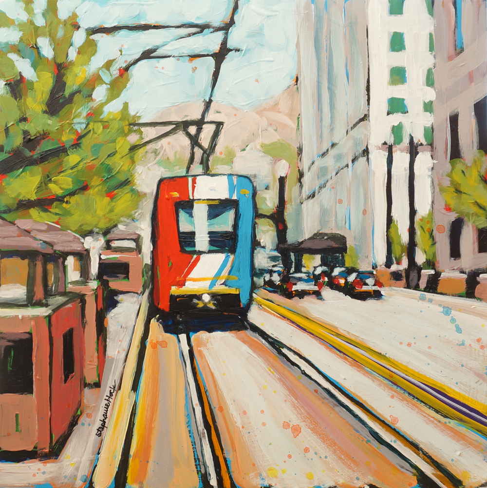 Downtown Train