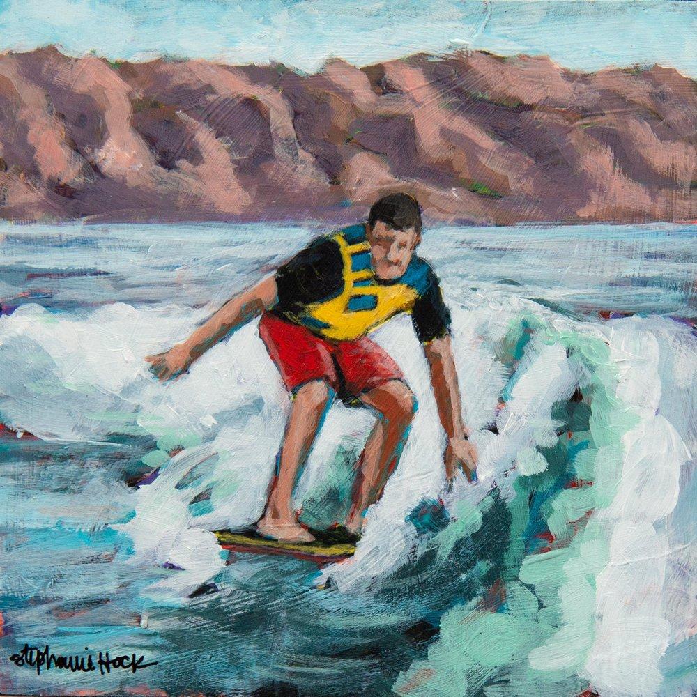 1875 Lake Surfing 6x6.jpg