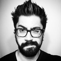 Author, artist, inspiration: Austin Kleon