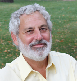 Author Roy Hoffman